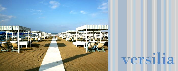 La versilia offre l 39 opportunit di soggiorni all 39 insegna del divertimento e del relax - Bagno la cicala marina di massa ...
